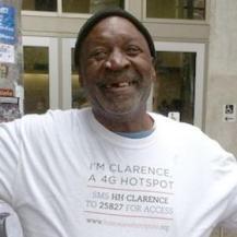 """Homeless Hotspots SXSW"""