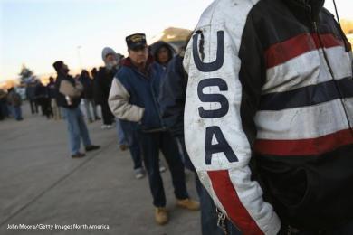 """""""Veterans' homelessness"""""""