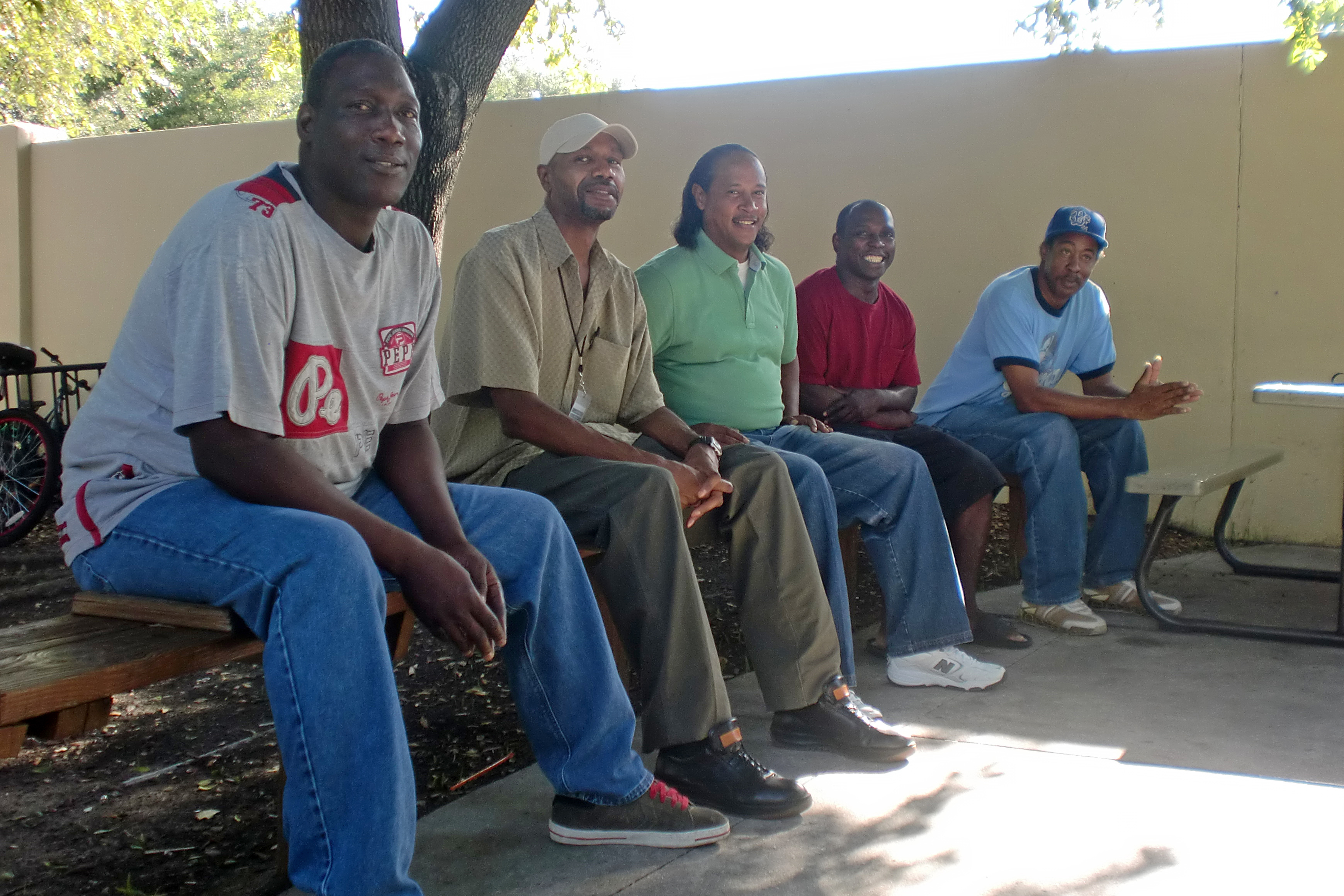 Former First Steps Substance Abuse Recovery Program clients