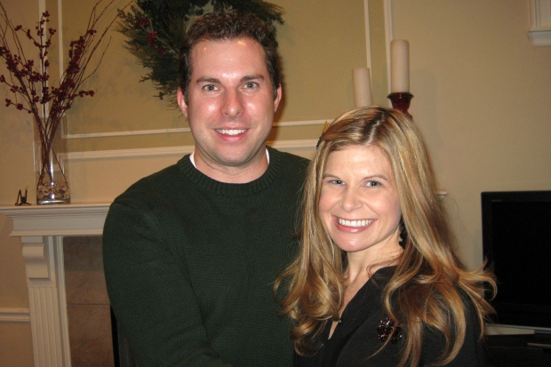 Eric and Heather